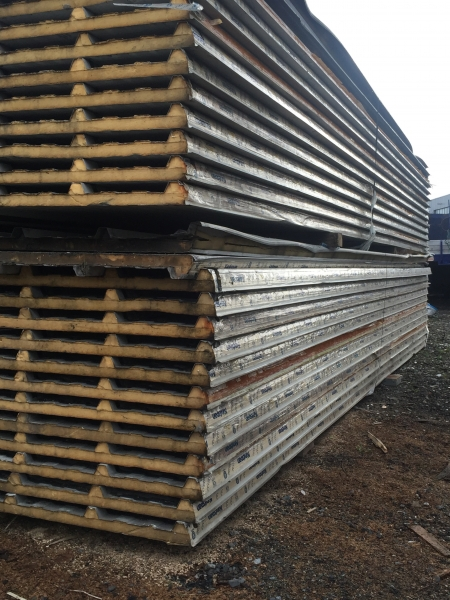 Kingspan Insulated Roofing Architectural Salvage Ireland