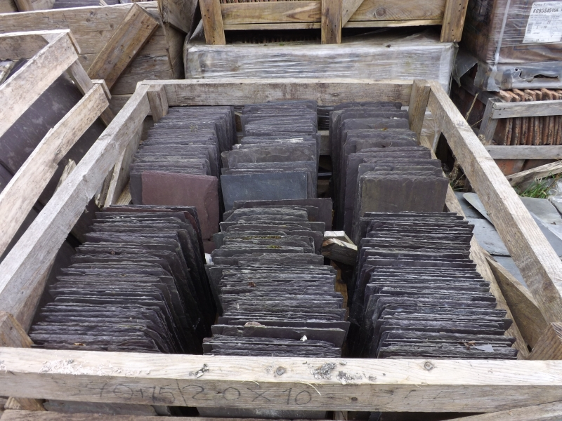 Reclaimed Roof Slates Architectural Salvage Ireland