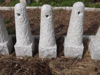 Granite Bollards – Architectural Salvage Ireland