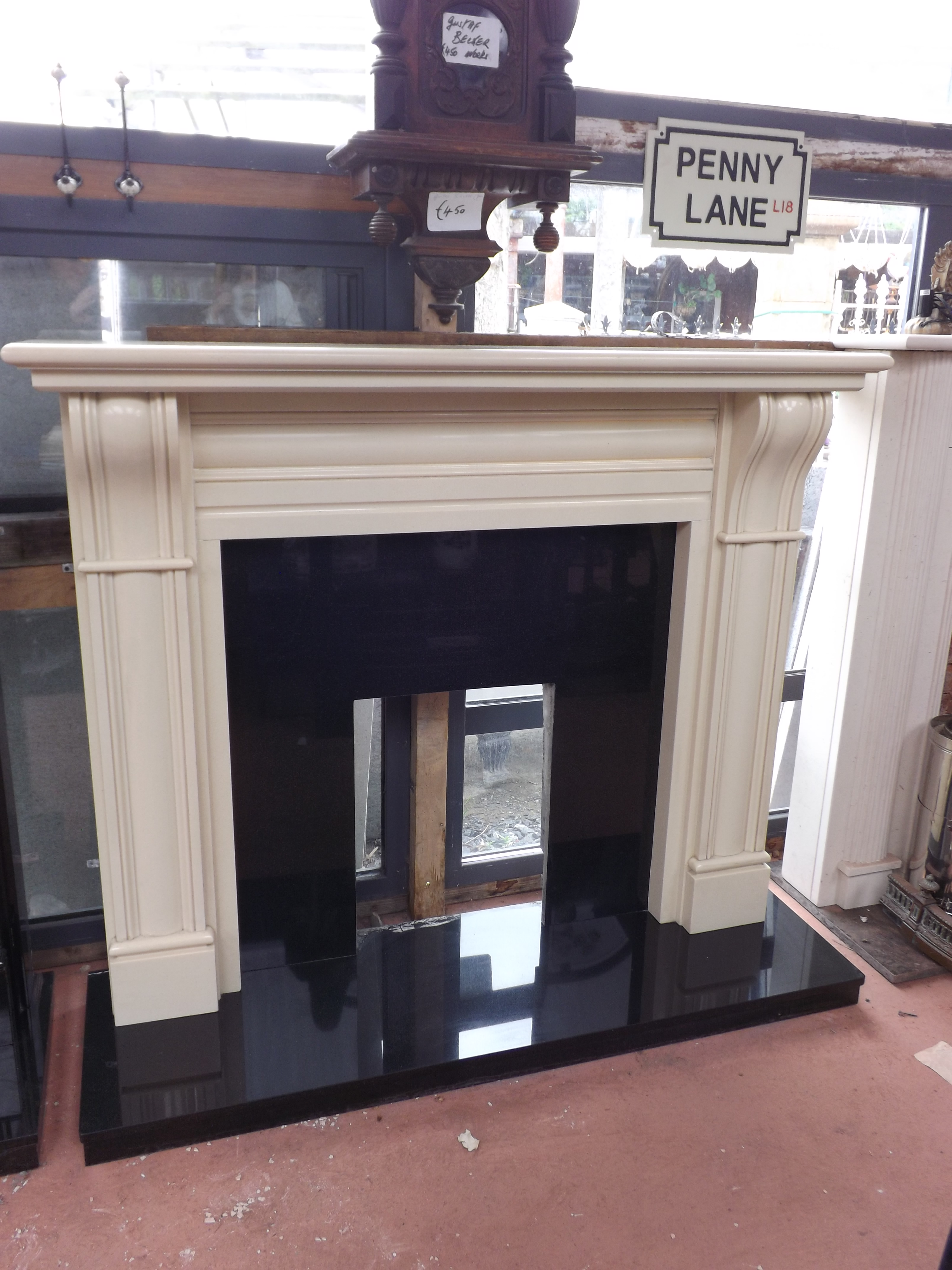 stoves and fireplaces architectural salvage ireland