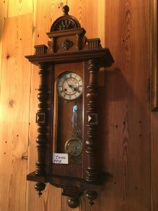 Beautiful Victorian Wall Clock